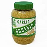 Spice World, ORGANIC GARLIC - LARGE Container - 32 OZ  by Spice World