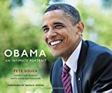Obama: An Intimate Portrait Hardcover – November 7, 2017  by Pete Souza  (Author), Barack Obama  (Foreword)