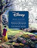 Disney Dreams Collection Thomas Kinkade Studios Coloring Book Paperback – September 19, 2017  by Thomas Kinkade  (Author)