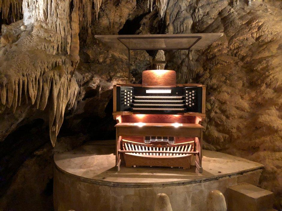 The Great Stalactite Organ – Luray