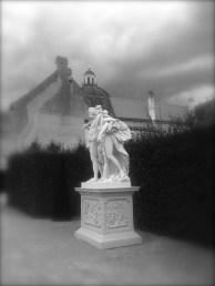 Belvedere Gardens, Belvedere Inferior Museum ahead.