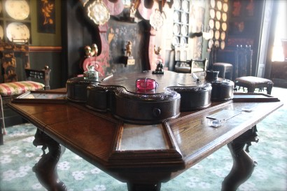 The Chinese Drawing Room of Hauteville Fairy