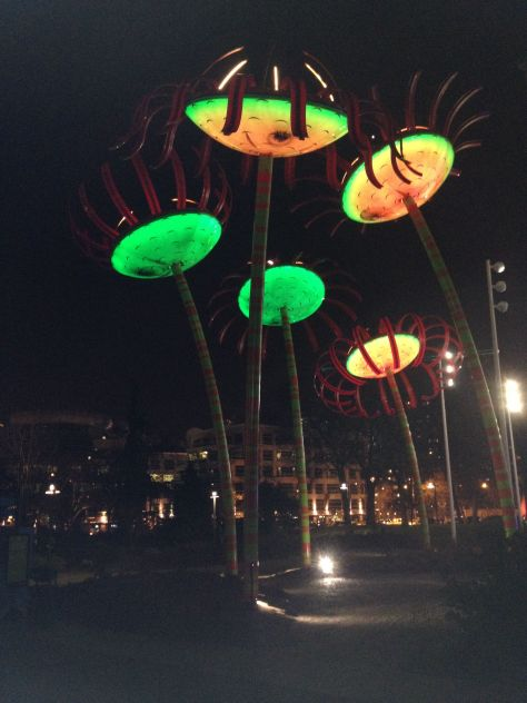 Chihuly Lorax