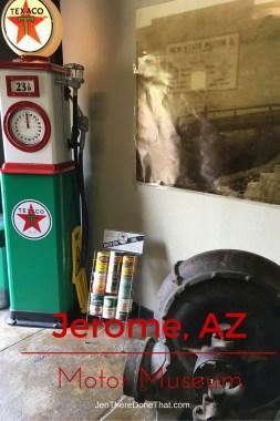 Jerome Motor Museum