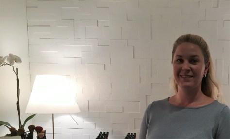 Guerlain Spa After Facial and make up refresh application