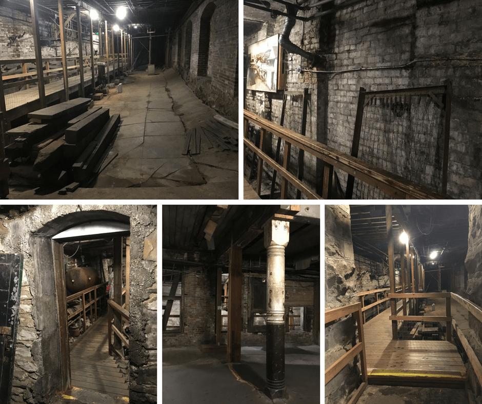 Exploring Seattles Underground In Pioneer Square