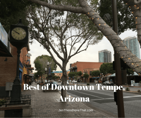 Best of Downtown Tempe AZ