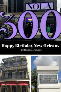 Happy Birthday New Orleans
