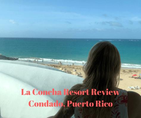 La Concha Resort Review Condado, Puerto Rico