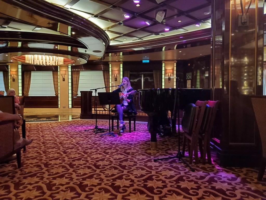 Wheelers Bar on Royal Princess