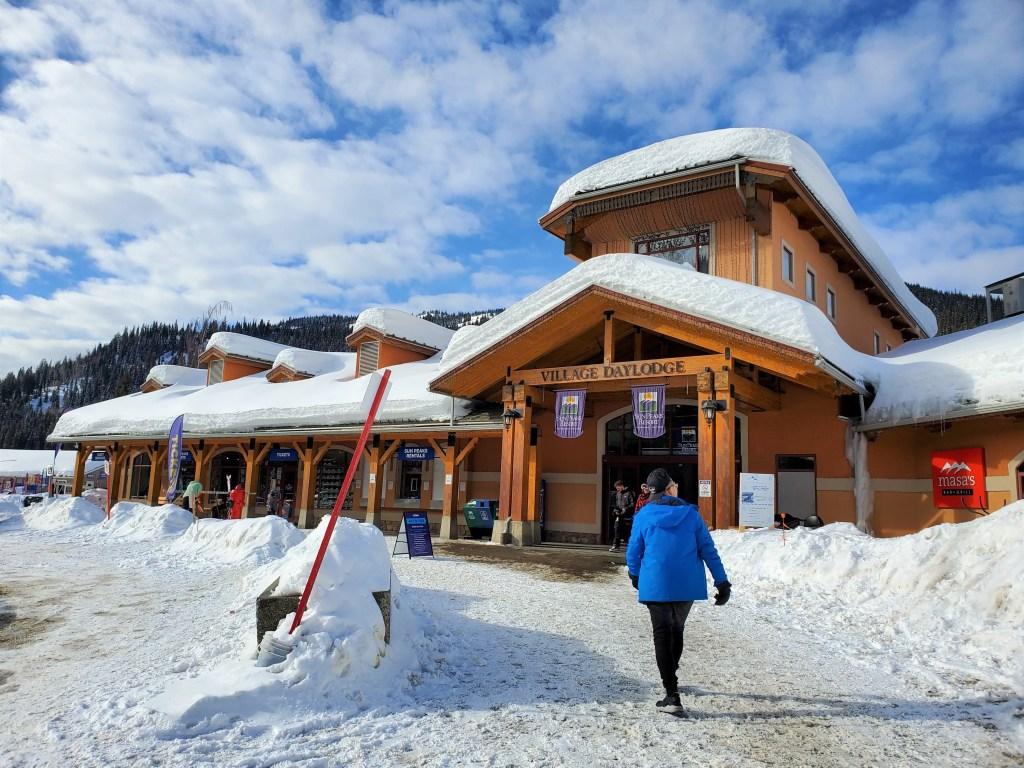 Village Daylodge at Sun Peaks Resort