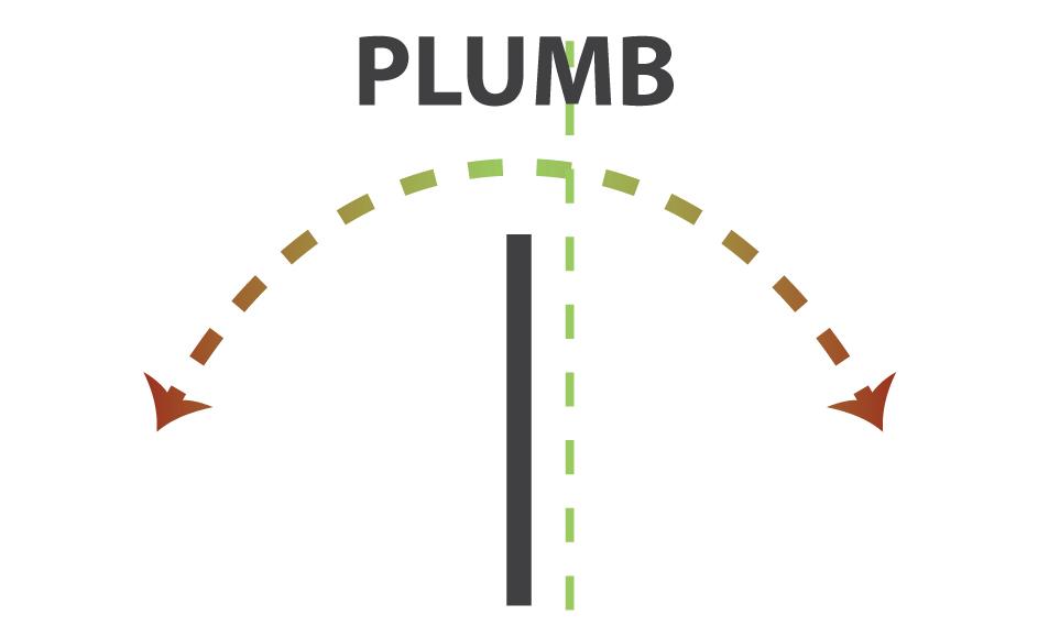 Doors 101 - Plumb