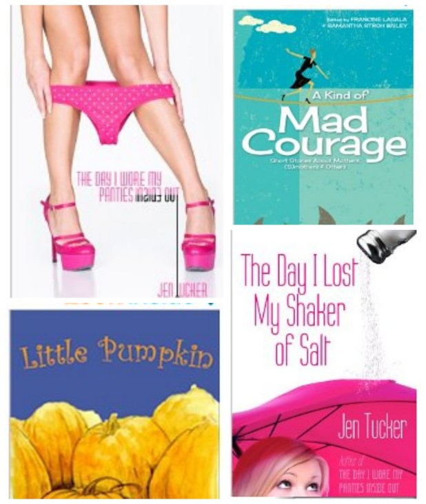 Jen Tucker's Books