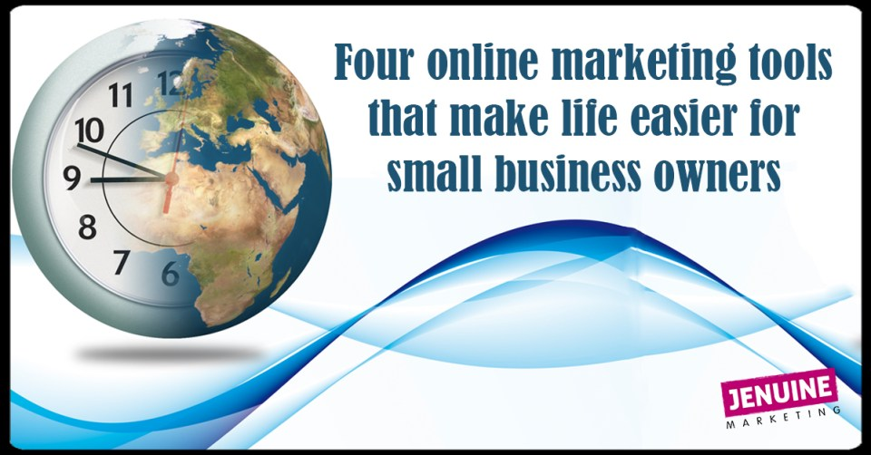 online marketing tools that make life easier for small business owners