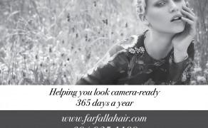 Print Ad – Farfalla – Film Fest