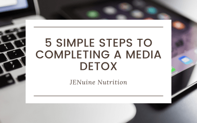 5 Simple Steps To Completing A Media Detox