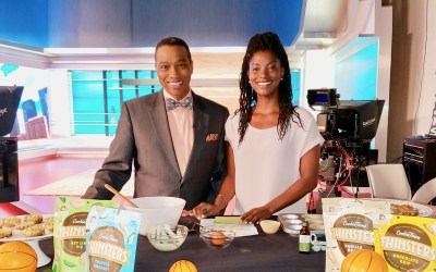 JENuine Nutrition Live on KPRC Houston Channel 2!