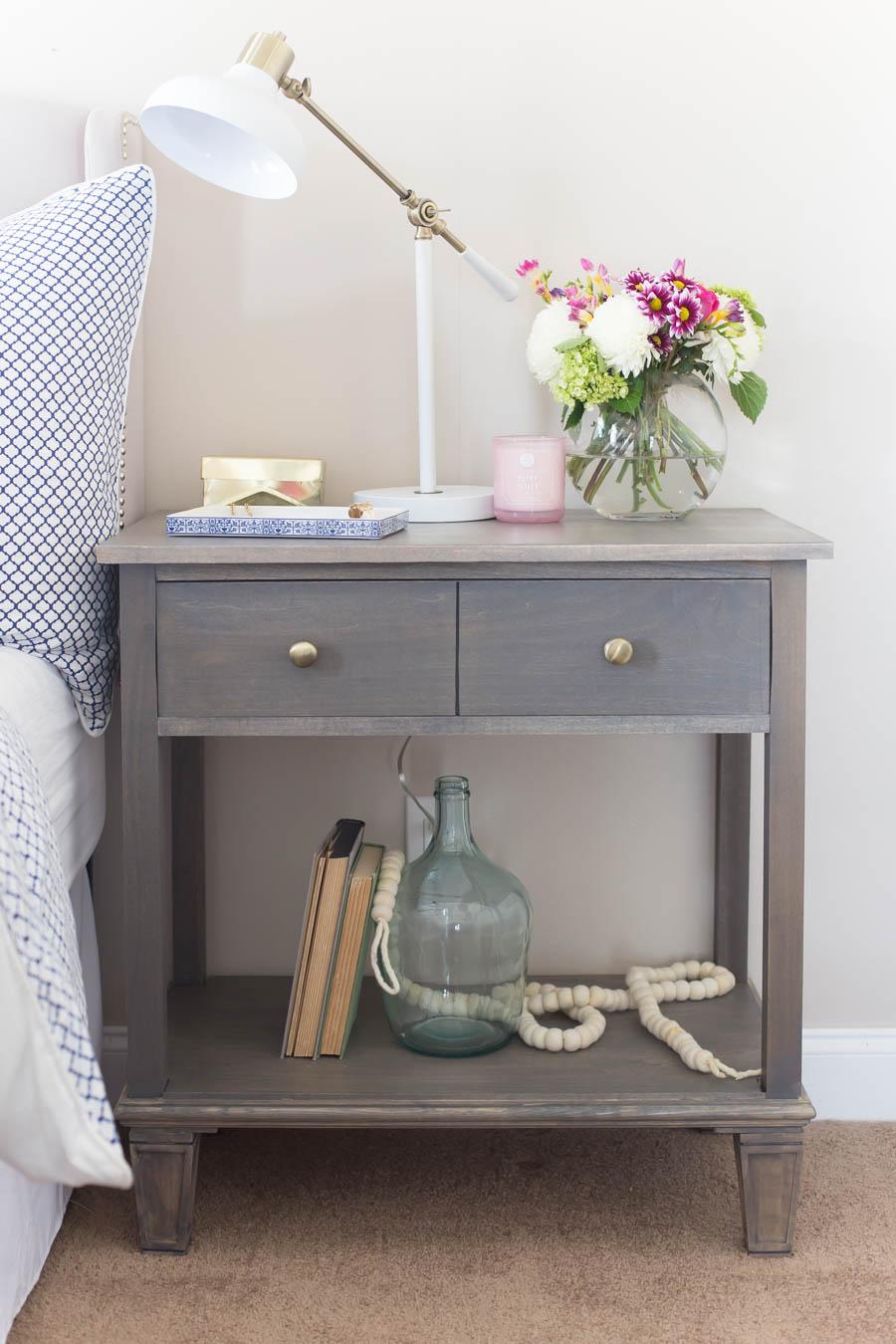 Diy Pottery Barn Inspired Sausalito Bedside Table