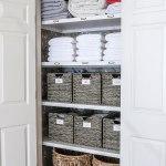 Linen Closet Organization How To Organize Your Linen Closet