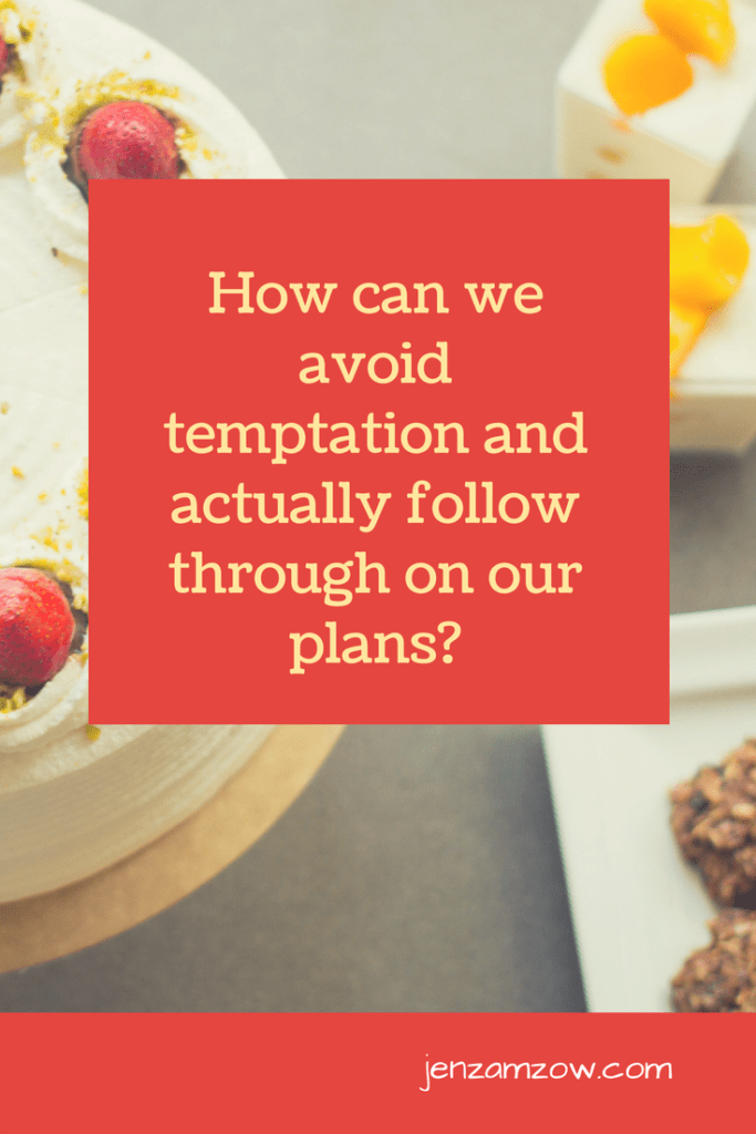 Can Relying LESS on Willpower Help Us Overcome Temptation?