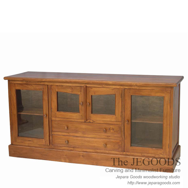 Buffet Bagus Teak Minimalist Modern Furniture