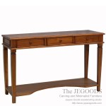 Kecil Console Table 3 Drawers