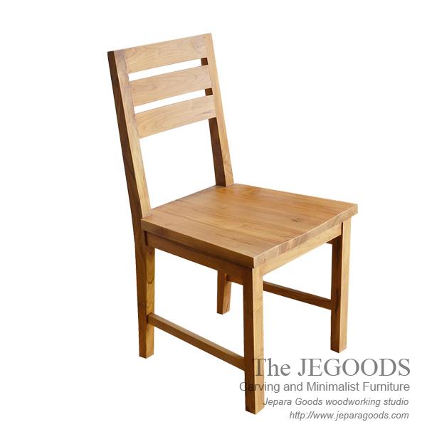 » Kerusi Chair Teak Minimalist Dining Chair At Factory