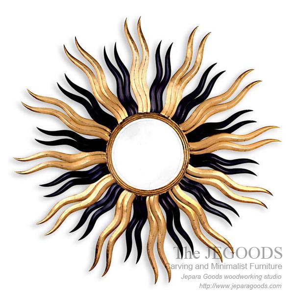 Sun Mirror Frame
