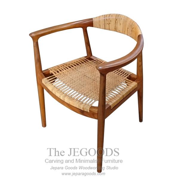 Wegner Cane Chair