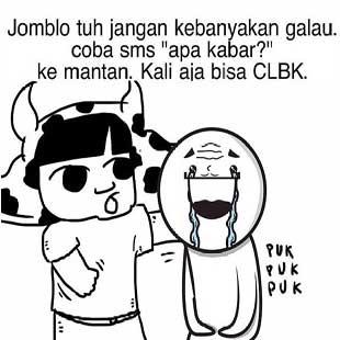 DP BBM CLBK