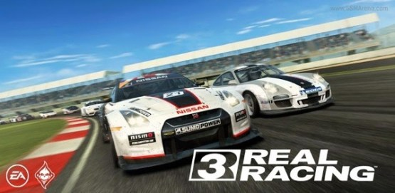 Real Racing 3 android gratis