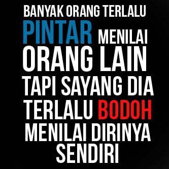 DP BBM Sindiran Halus so pinter