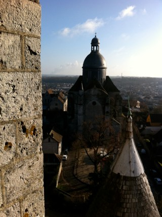 And yet another view of La Collégiale Saint-Quiriace