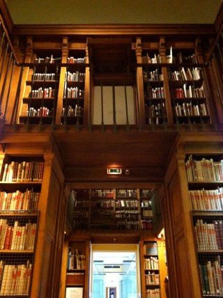 The Library-Museum