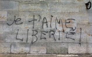"""I love you, Liberty"""