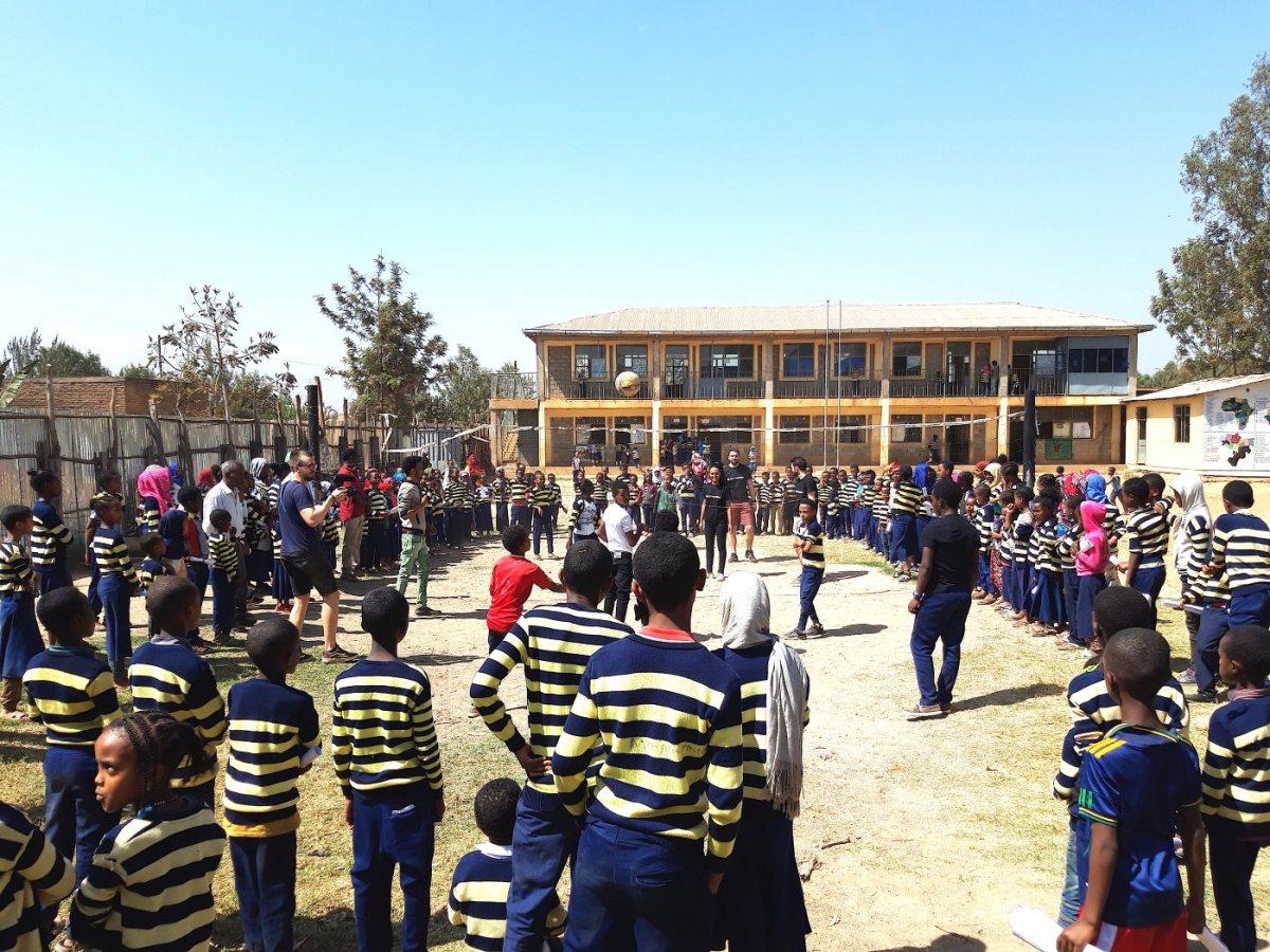 L'école de Djimma en 2019