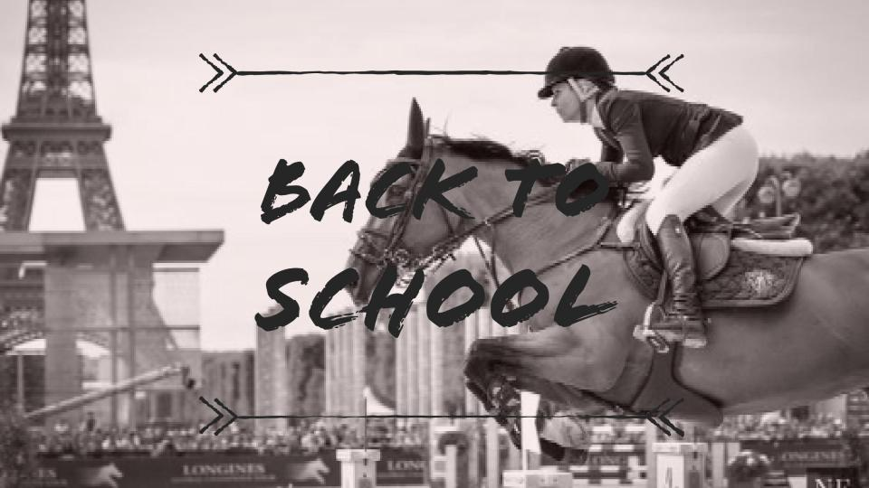 {Wishlist} Back to School