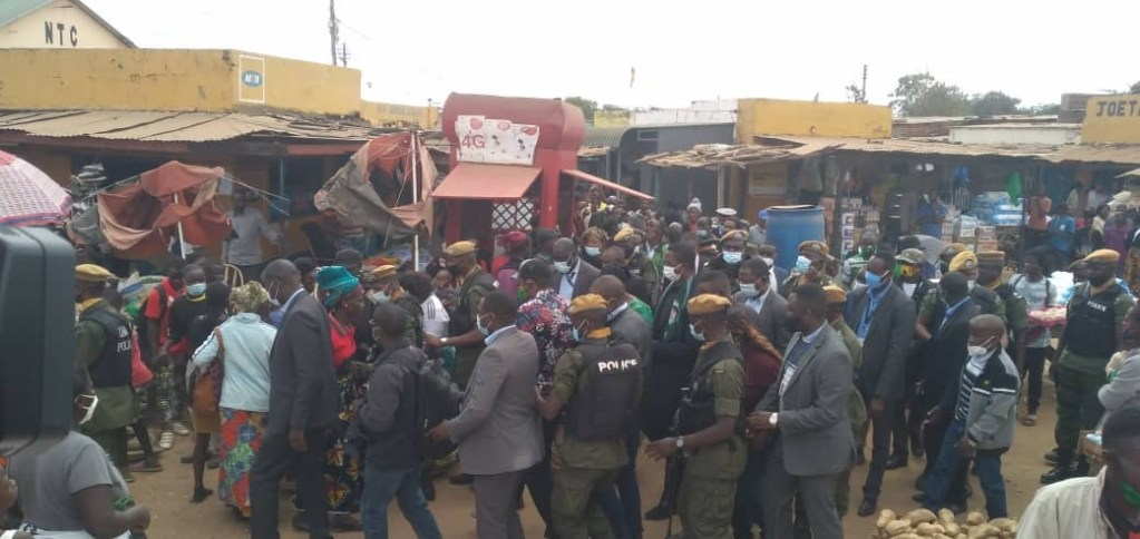 PUBLIC GATHERING SUSPENSION WELL INTENDED- LUNGU