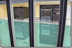 data center disaster