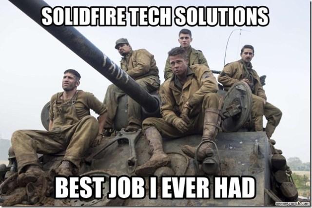 Best Job I Ever Had