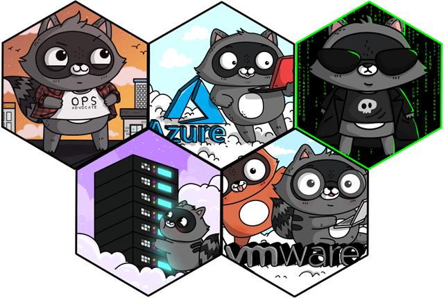 Azure Bit Logos