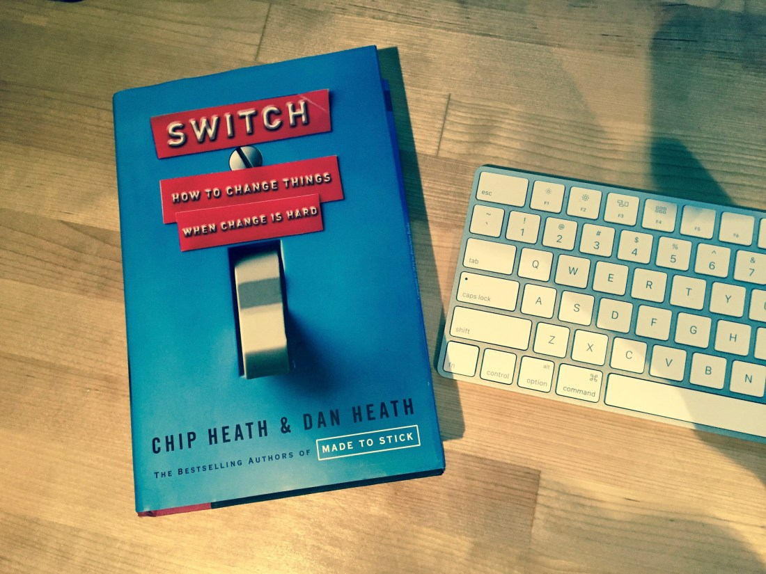 Cover of Switch: How to Change When Change is Hard