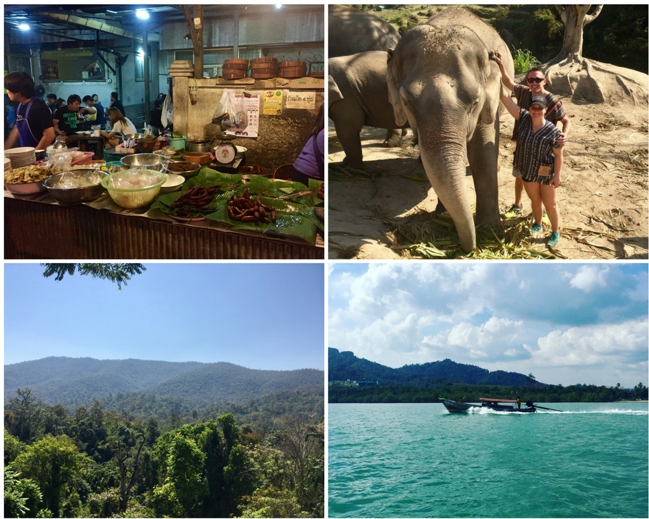 A collection of photos from our Thailand trip.
