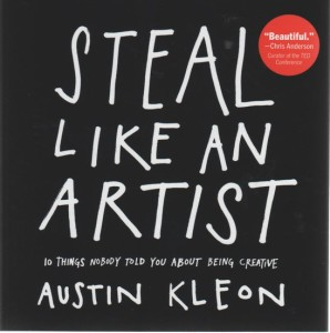kleon-steal-like-an-artist-cover