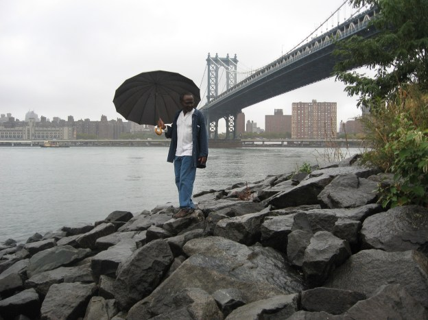 Jeremiah Jahi - Andre @ Brooklyn Bridge II