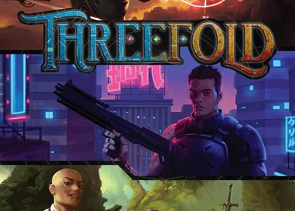 Threefold RPG Cover