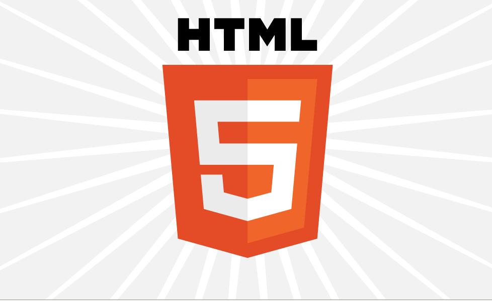 Le logo officiel HTML5 est arrivé