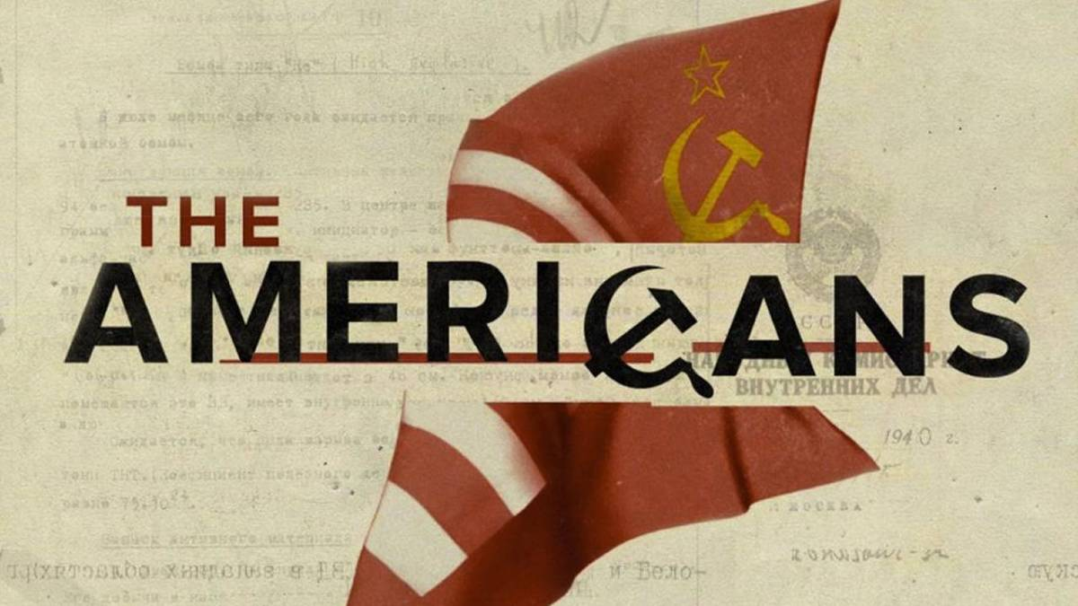 The Americans -- the best drama on TV right now