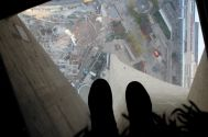 Toronto is closer than you think - View from the top of the CN Tower