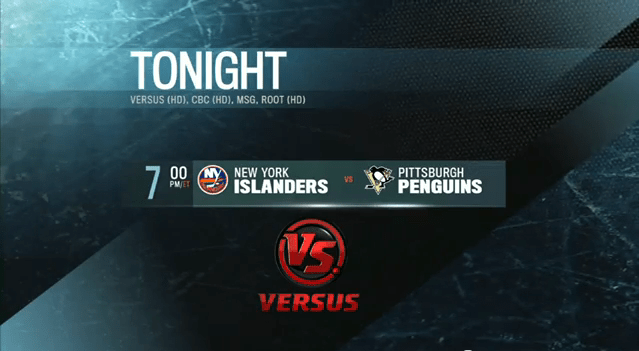 Dub Penguins Lip Pittsburgh